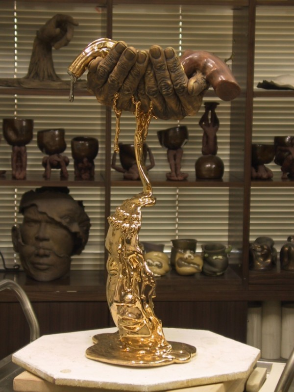 liquid surreal hybrid sculptures (3)