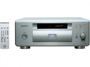 SONY SCD-DR1